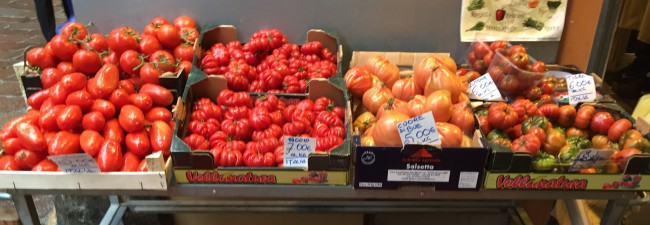 Even in winter, there are a range of excellent tomatoes.